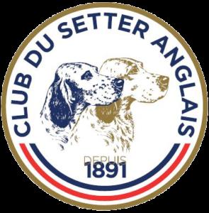 logo club du setter anglais CSA